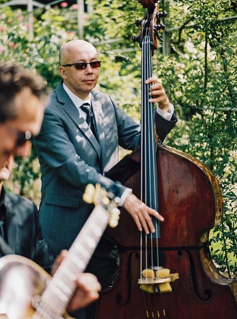 jazzband jazztrio jazz band trio boeken feest bruiloft België Amsterdam