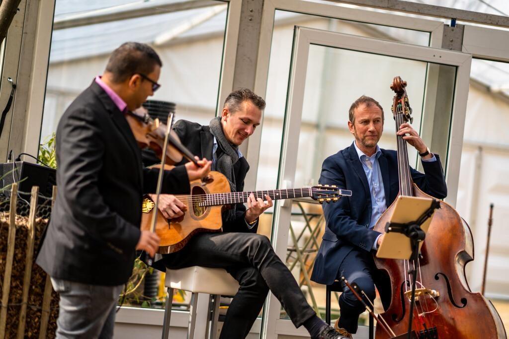 gipsy jazz band boeken voor uw event op bruiloft